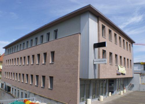 Gewerbehaus in Binningen (verkauft)