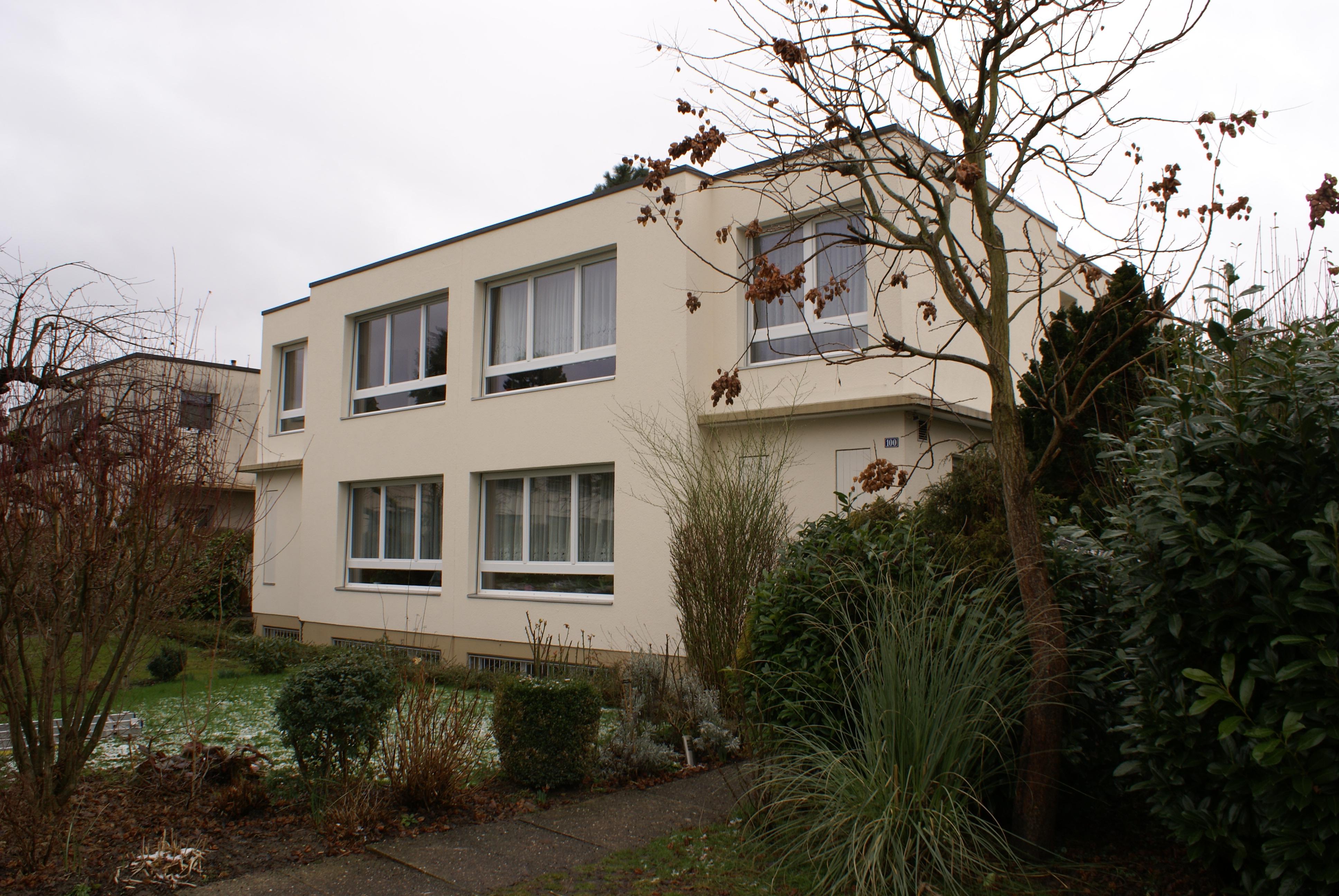 6,5-Zimmer-Doppel-EFH in Binningen (verkauft)