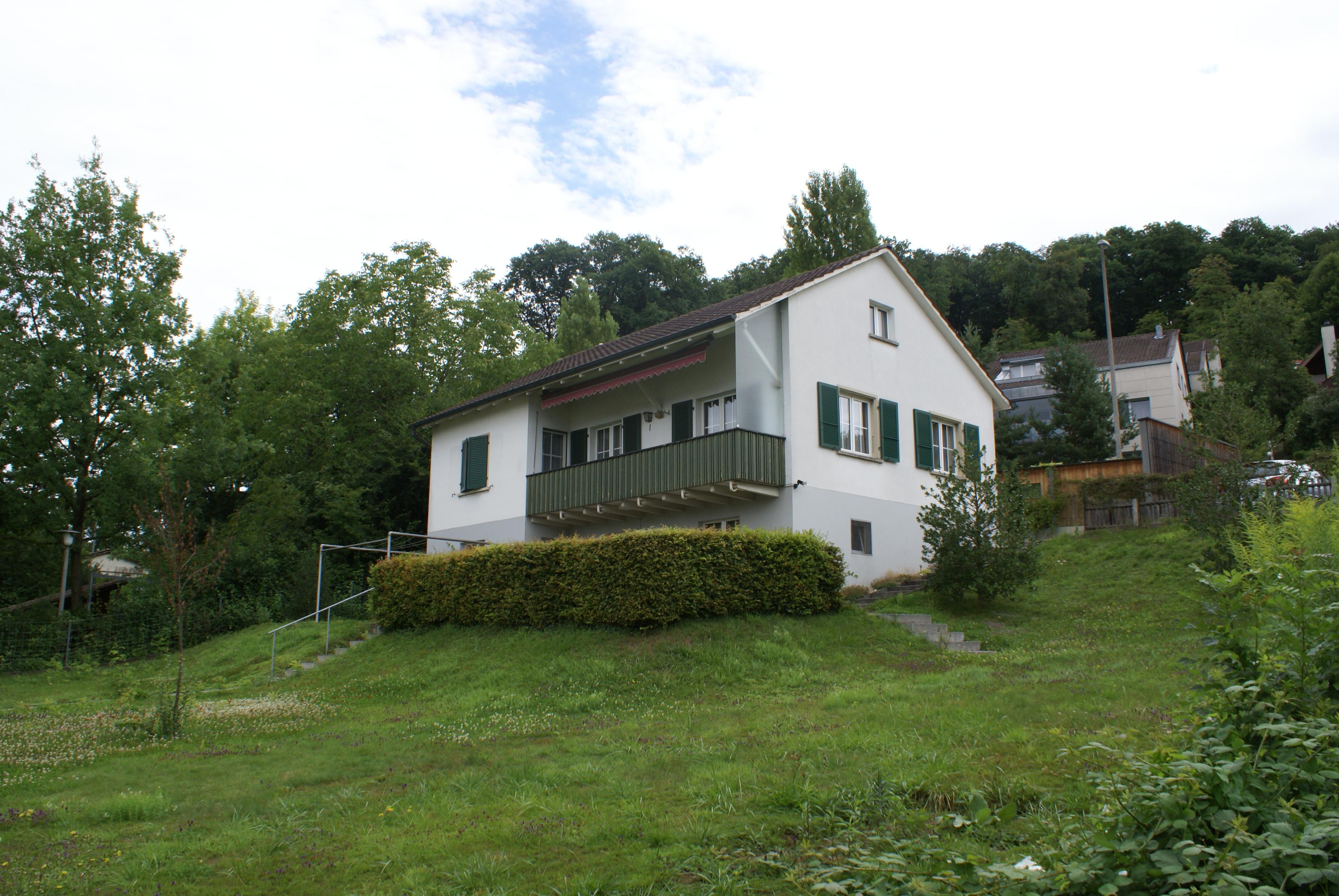 4,5-Zimmerhaus in Oberwil / BL (verkauft)