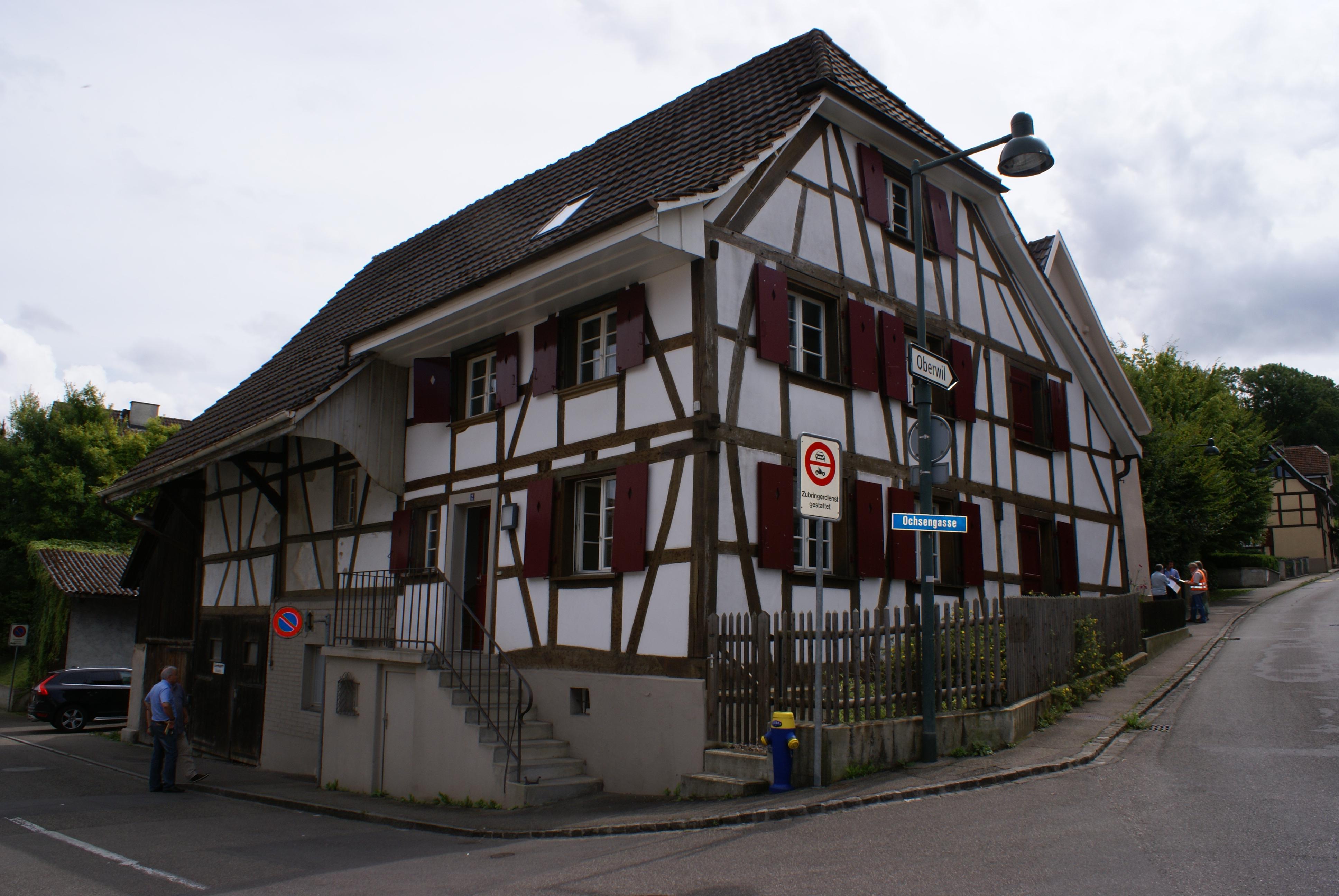 Wohn- und Gewerbehaus in Allschwil / BL (verkauft)