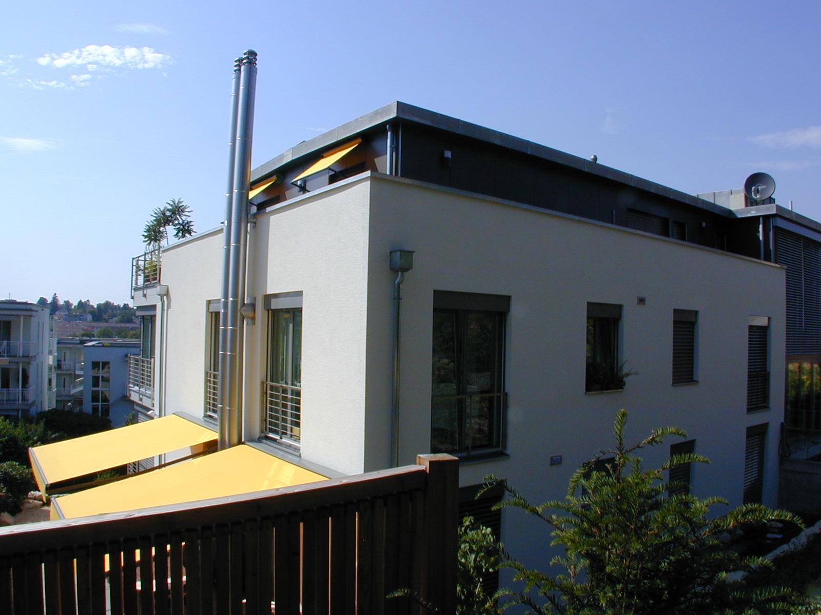 5,5-Zimmer-Gartenwohnung in Binningen (verkauft)
