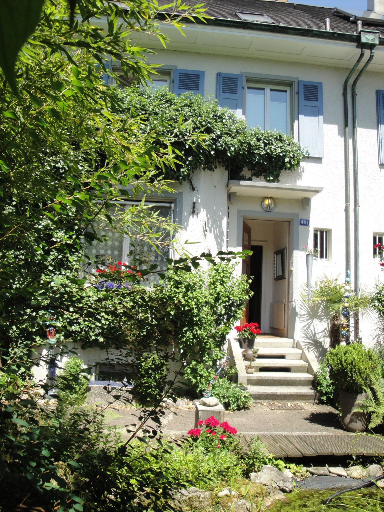 6,5-Zimmer-Doppel-EFH in Riehen / BS (verkauft)