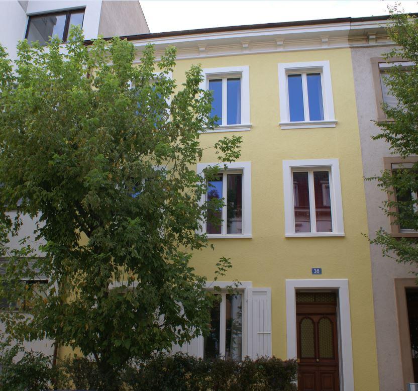 6,5-Zimmer-EFH in Basel-Gundeldingen (vermietet)