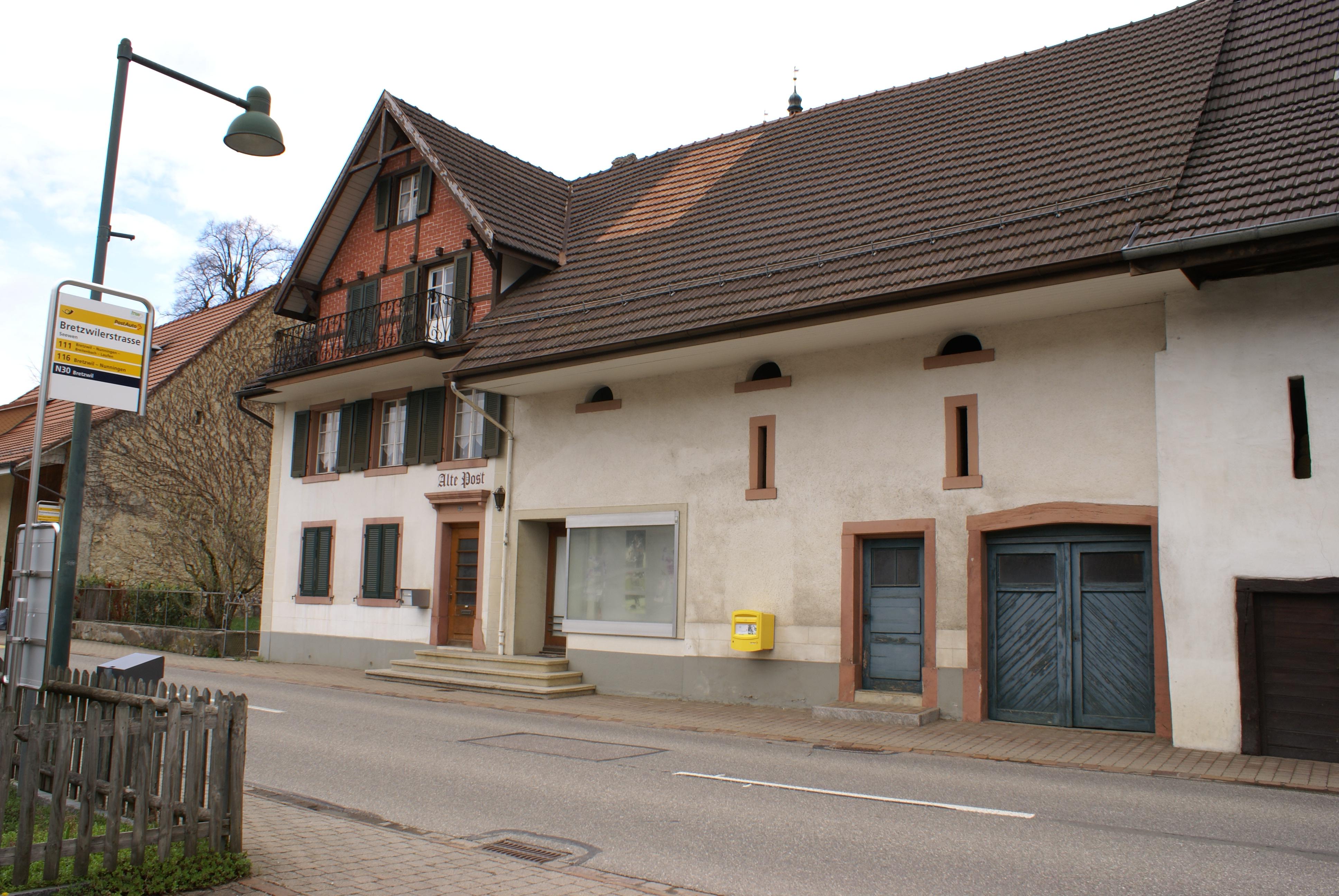 5,5-Z' Wohn- und Gewerbehaus in Seewen (verkauft)