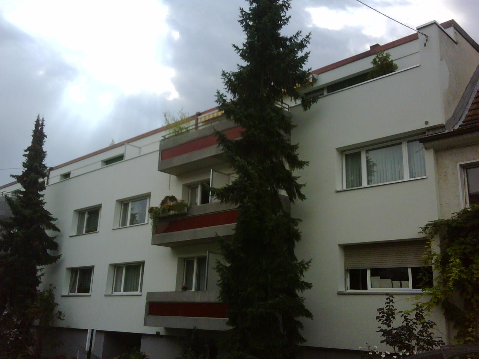 3,5-Zimmer-Wohnung in Basel-Neubad (verkauft)