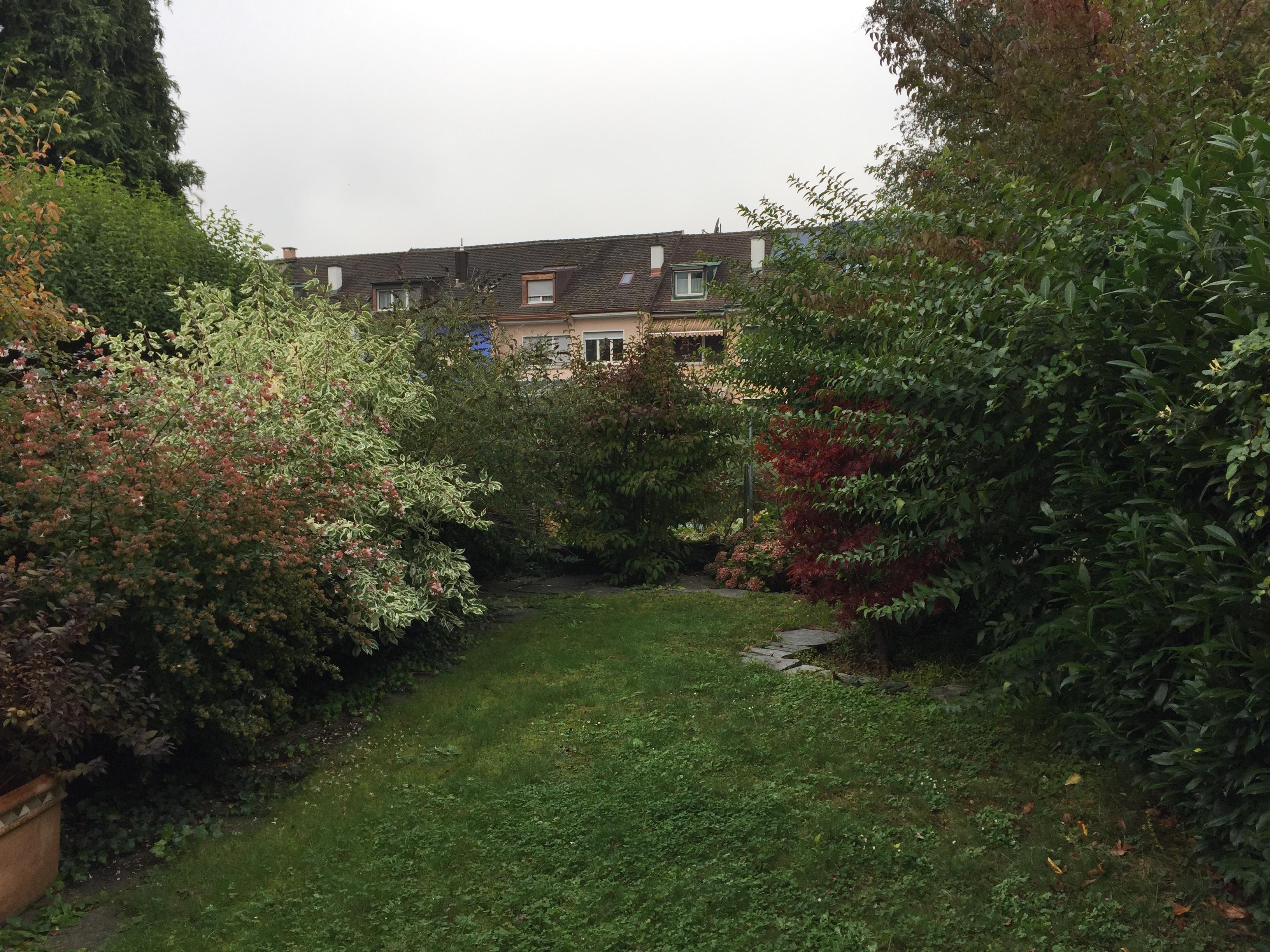 2,5-Zimmer-Gartenwohnung in Basel-Neubad (vermietet)