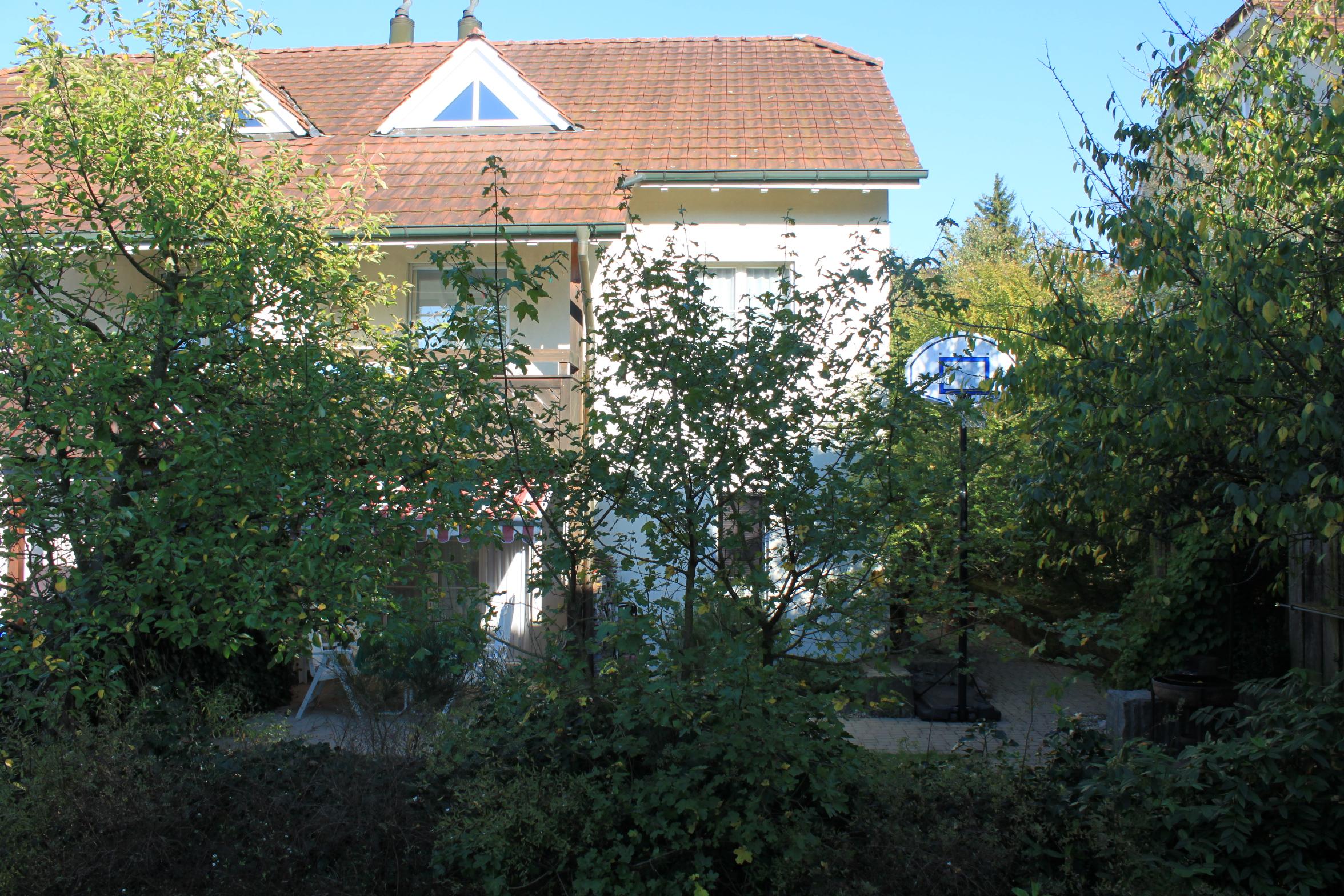 5,5-Zimmer-Doppel-EFH in Allschwil (verkauft)