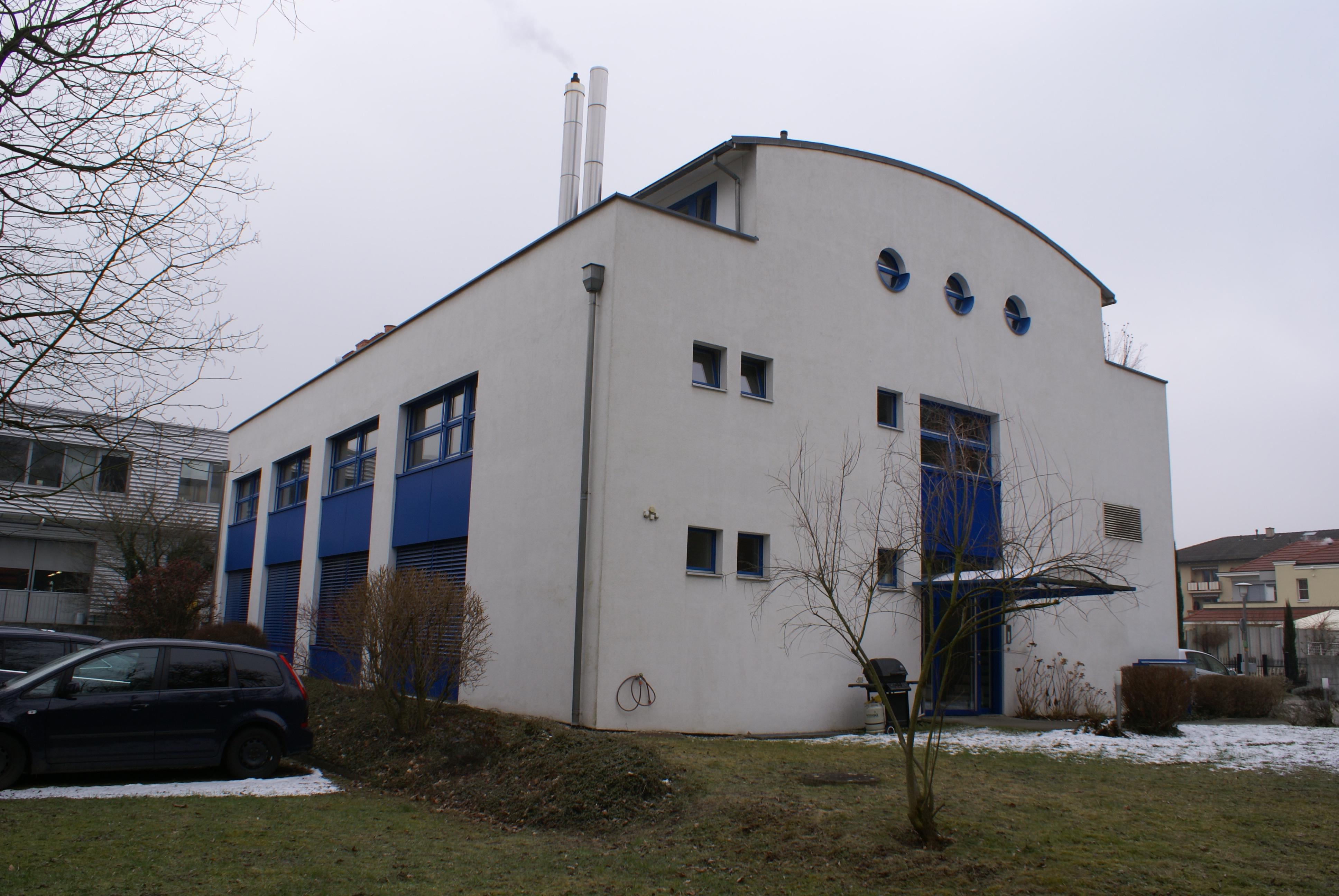 Gewerbehaus in Muttenz (verkauft)