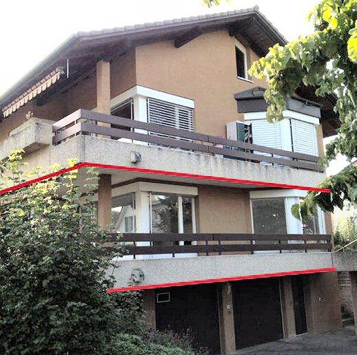 3,5-Zimmerwohnung in Lostorf / SO (verkauft)