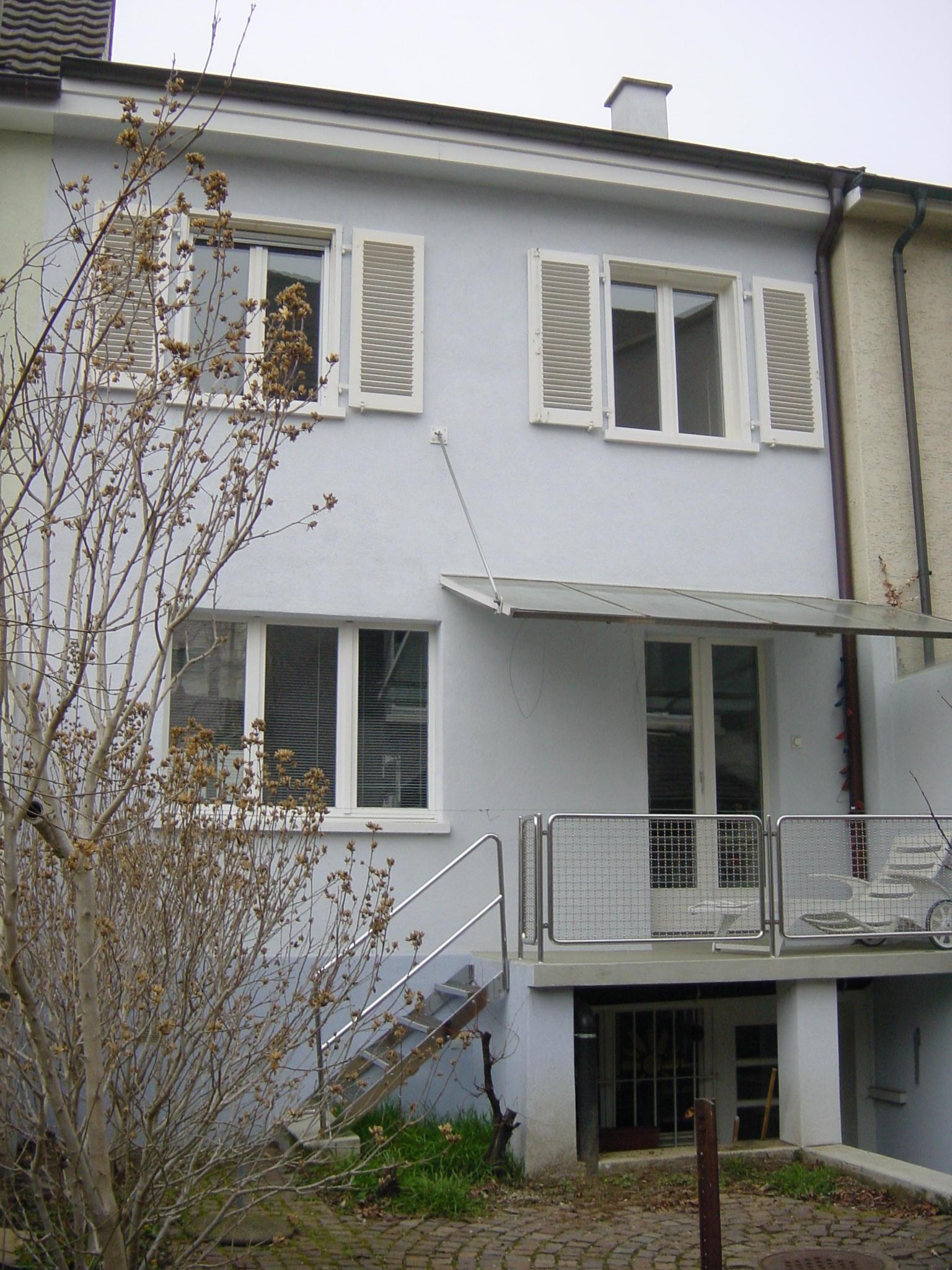 4,5-Zimmer-Reihen-EFH in Binningen (verkauft)